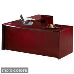Mayline Corsica Five-Piece MDF Office Suite