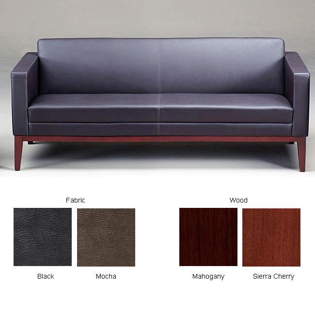 Mayline Prestige Leather Lounge Sofa