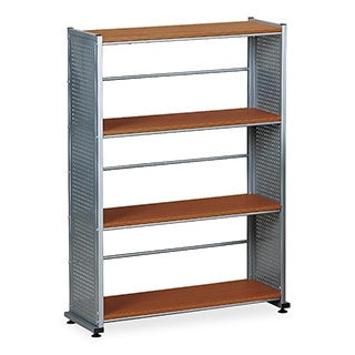Mayline Eastwinds 4-Shelf Accent Shelving