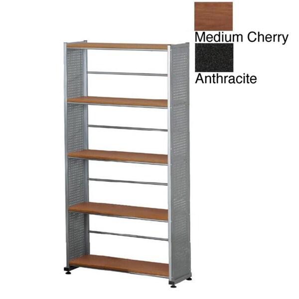 Mayline Eastwinds 5-shelf Bookcase