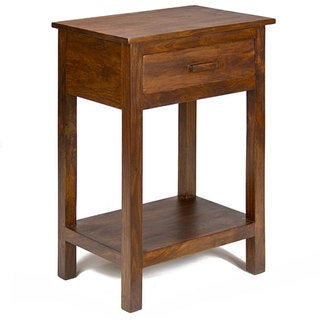 Rosewood Nightstand (India)