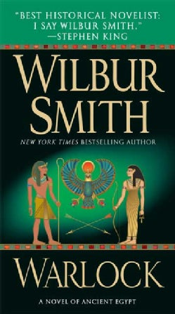 Warlock: A Novel of Ancient Egypt (Paperback)