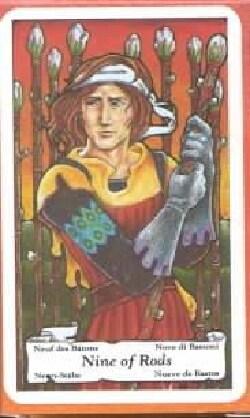 Hanson-Roberts Tarot Deck (Cards)