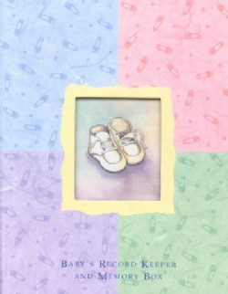 Baby's Record Keeper and Memory Box (Hardcover)