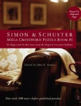 Simon & Schuster Mega Crossword Puzzle Book (Paperback)