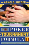 The Poker Tournament Formula 2 (Paperback)