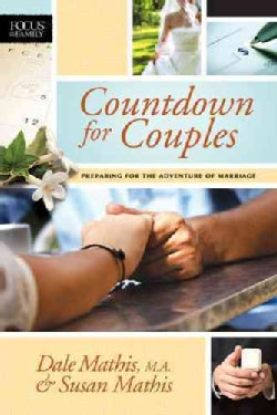 Countdown for Couples: Preparing for the Adventure of Marriage (Paperback)