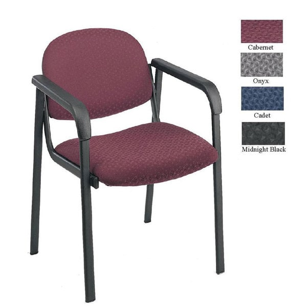 Office Star Steel Frame Visitors Chair
