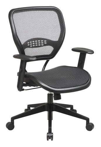 Office Star Professional Air Grid Deluxe Task Chair