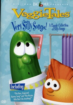 Veggie Tales: Very Silly Songs (DVD)