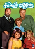 Family Affair Season 4 (DVD)