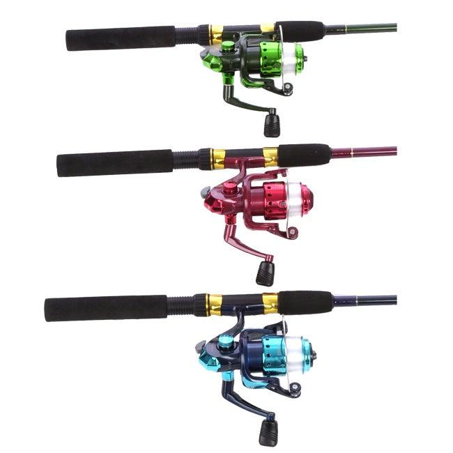 American Explorer II Fishing Kit