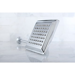 Concord Square Chrome Showerhead