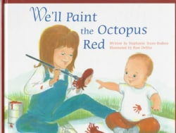 We'll Paint the Octopus Red (Hardcover)