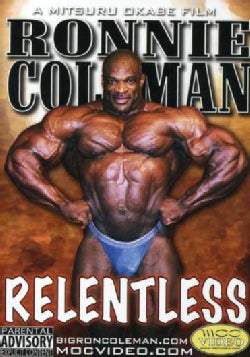 Relentless Bodybuilding (DVD)