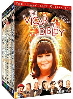 The Vicar of Dibley: The Immaculate Collection (DVD)