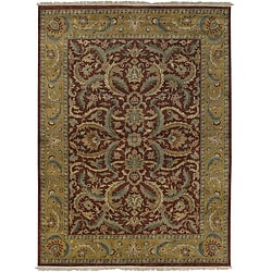 Hand-knotted Legacy Collection Wool Rug (8'6 x 11'6')