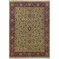 Hand-knotted Babylon Collection Wool Rug (8' x 11')