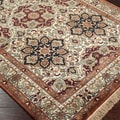 Hand-Knotted Legacy Collection Wool Rug (7'9 x 9'9')