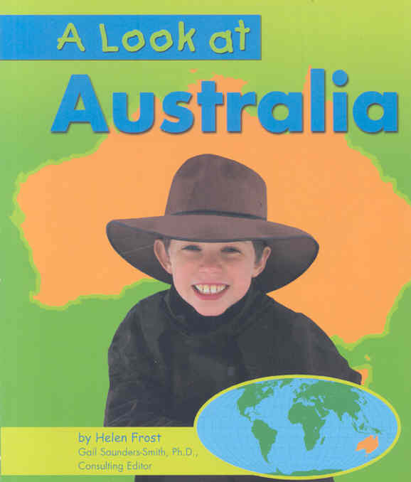A Look at Australia (Paperback)