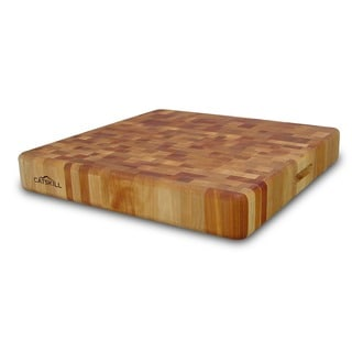 Super Slab Cutting Board w/ Finger Grooves