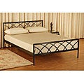 Cathedral Queen Size Platform Bed