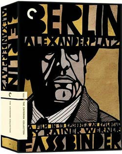 Berlin Alexanderplatz Box Set - Criterion Collection (DVD)