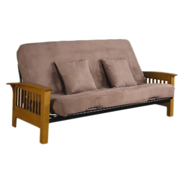 Serta Florence Futon Package Overstock Shopping Great