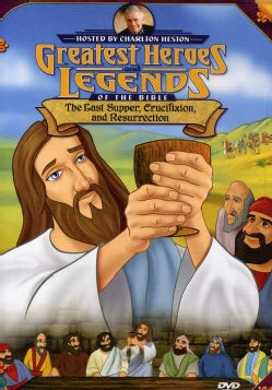 The Last Supper Crucifixion & Ressurection (DVD)