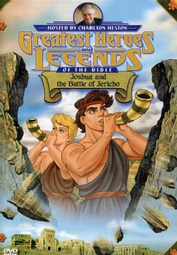 Joshua And The Battle Of Jericho (DVD)