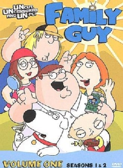 Family Guy: Vol. 1 (Seasons 1 & 2) (DVD)