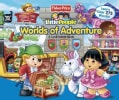 Worlds of Adventure: A Look-Inside Book (Board book)