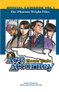 Phoenix Wright Ace Attorney Official Casebook 1: The Phoenix Wright Files (Paperback)