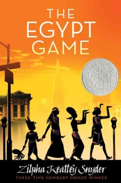 The Egypt Game (Hardcover)