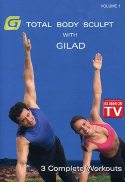 Gilad: Total Body Sculpt: Workout 1 (DVD)
