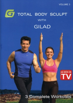 Gilad: Total Body Sculpt Workout 3 (DVD)