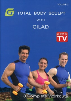 Gilad: Total Body Sculpt: Workout 2 (DVD)