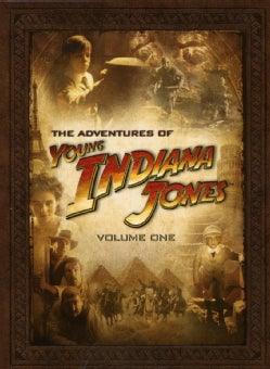 The Adventures Of Young Indiana Jones Vol. 1 (DVD)