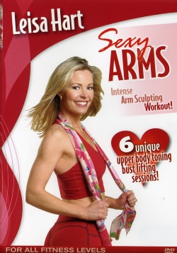 Leisa Hart: Sexy Arms Upper Body Toning Workout (DVD)