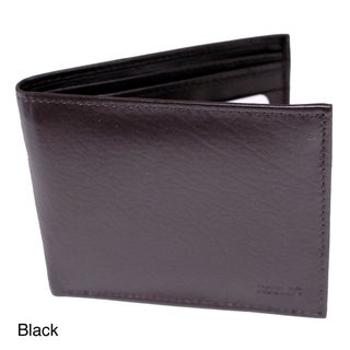 Kozmic Men's Leather Wallet