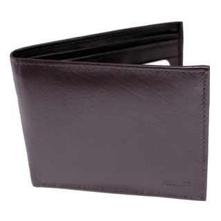 Kozmic Men's Leather Wallet