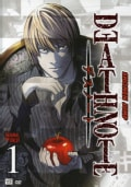 Death Note Vol 1 (DVD)