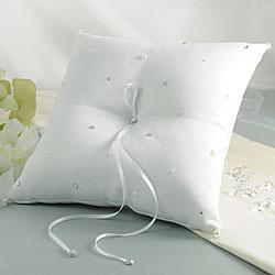 Starlight Ring Pillow