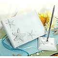 Beach Guest Book and Pen Set