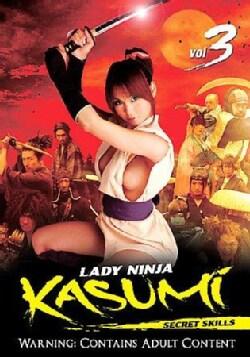 Lady Ninja Kasumi: Vol. 3: Secret Skills (DVD)