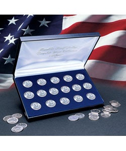 American Coin Treasures Complete Franklin Half Dollar Collection