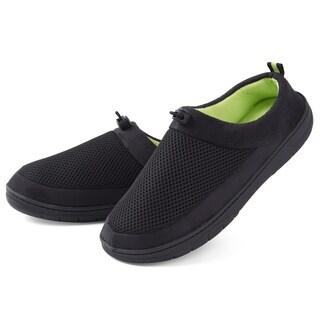 Men's Unique Design Clog Slippers - Anti Skid Indoor Outdoor Footwear