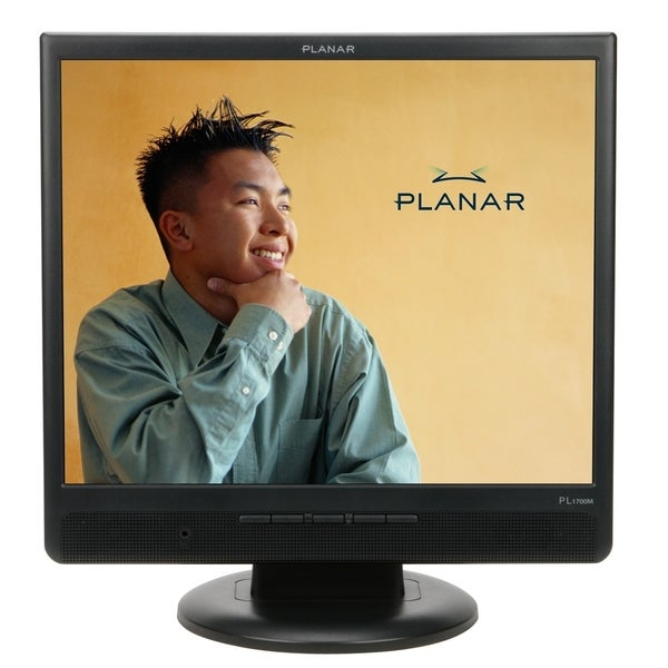 "Planar PL1700M 17"" LCD Monitor - 4:3 - 5 ms"