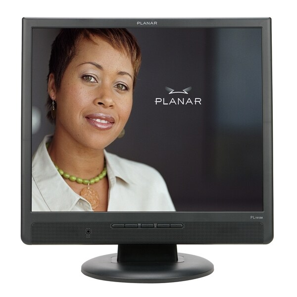 "Planar PL1910M 19"" LCD Monitor - 4:3 - 5 ms"