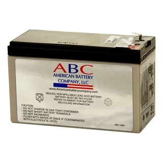 ABC Replacement Battery Cartridge #2